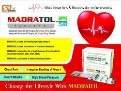Metoprolol Succinate Tablets