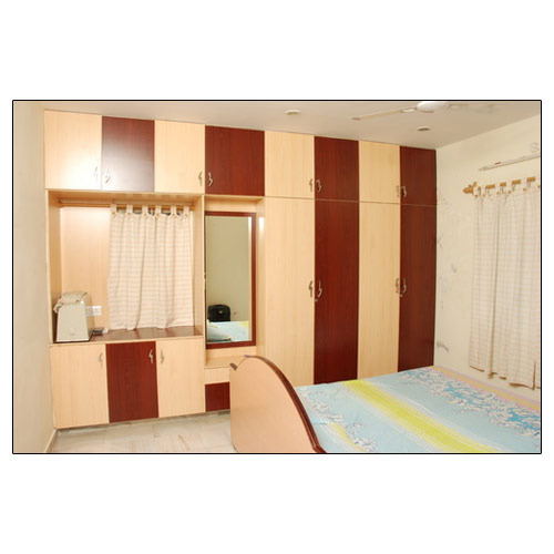 Bedroom Wooden Wardrobe Manufacturer