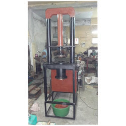 Cow Dung Dhoop Making Machine