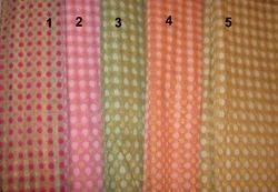 Cotton Brocade Fabrics