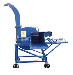 Chaff Cutter With Blower Type  - RJK-CC-5