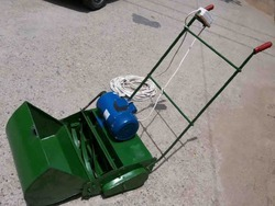 Electric Lawn Mover Light Duty 1 HP Crompton Motor