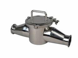 Liquid Magnetic Trap Separator