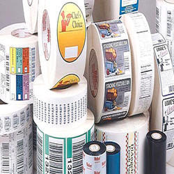 Pre Cut Shrink Labels