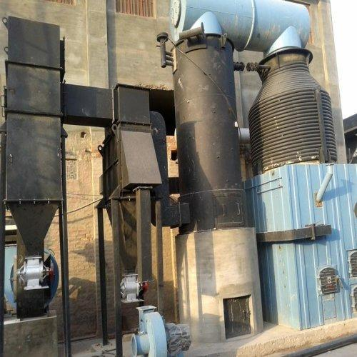 Coal Fuel Vertical Thermic Fluid Heater
