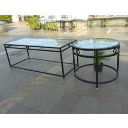 Nice Stylish Glass Top Buffet Table. Get Best Quote