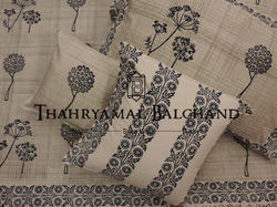 Handmade Block Printed Cotton Cushion Covers