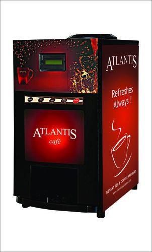 Atlantis Cafe Mini Two Option Tea And Coffee Vending Machine
