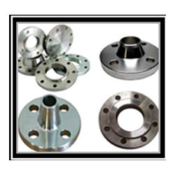 Nickel Alloys 200 (UNS NO2200) Flat Flanges