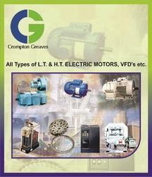 Crompton Greaves Electrical Motors