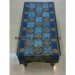 Bed Runner Silk Printed