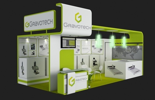 Modular Exhibition Stall Designs Services