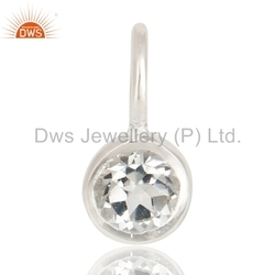 Girls 925 Sterling Fine Silver Pendant