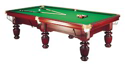 Nova Pool Tables PPT 2001