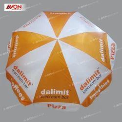 Print Garden Umbrella