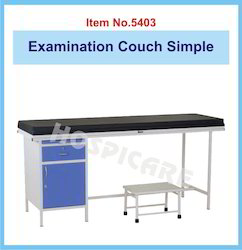 Simple Examination Couch