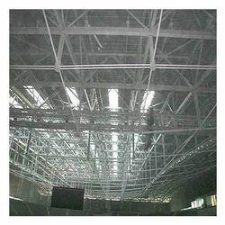 Mild Steel Roof Trusses