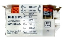Philips LED Driver 5W,300Ma