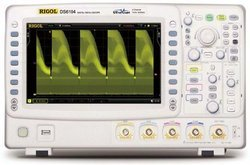 600 MHz Digital Storage Oscilloscope 5GSa/s 140Mpts
