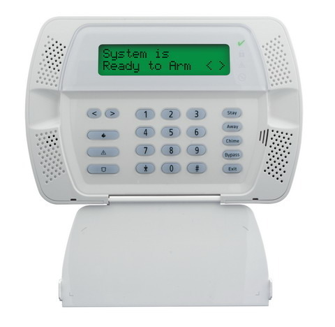 PowerSeries Self-Contained Wireless Alarm System