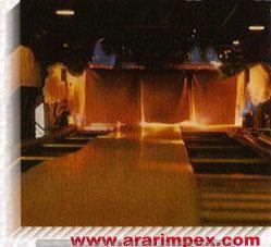 Heat Protection Fabrics Of Hi Silica
