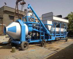 Mobile Concrete Batching Plant 20 Cum/Hr