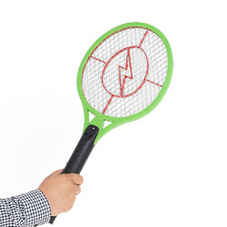 General Aux Electric Insect Killer Swatter Zapper Racket Bat