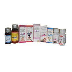 Pediatric Syrups