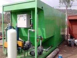Prefabricated Sewage Wastewater Treatment Plant