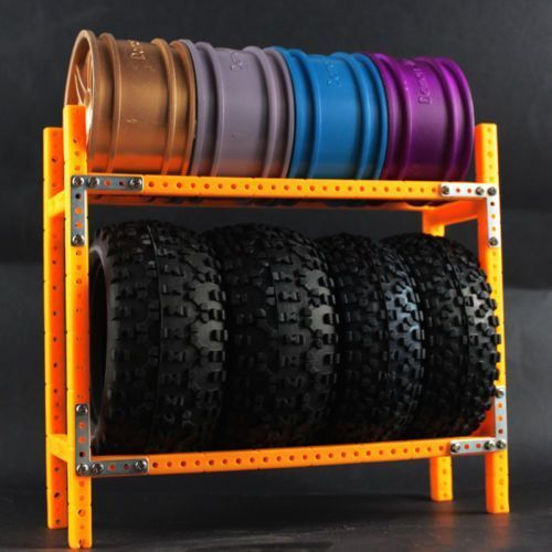 Auto Spare Parts Rack