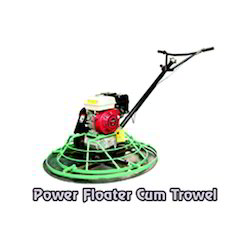 Power Floater Cum Trowel