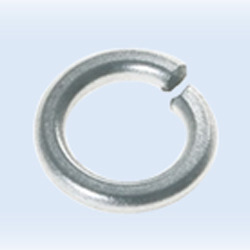 Helical Spring Lock Washer - Square Section