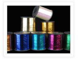 m type metallic yarn