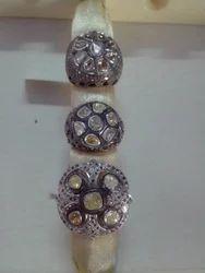 Victorian Polki Rings