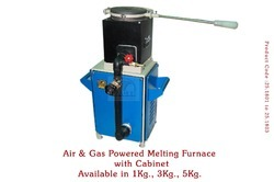 furnace air gas table model