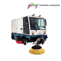Large Area Sweeper Sentinel