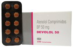 Atenolol BP 50 mg