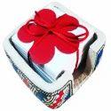 Paper Mache Memo Box