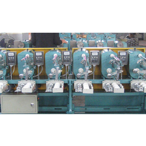 Thread (Dhaga Reel) Winding Machine