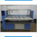 High Speed Knife Pleating Machine