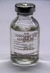 Lignocaine with Adrenaline Injection