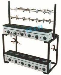 Kjeldahl Combined Distillation & Digestion Unit