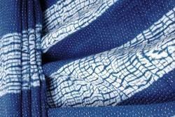 Handmade Jaipuri Shibori Print Cotton Quilt
