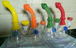 Outo Ntrip Honey Comb Bubblers Bong