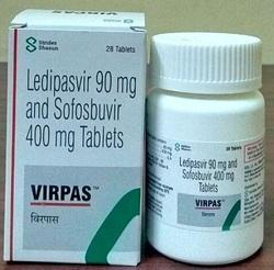Ledipasvir & Sofosbuvir