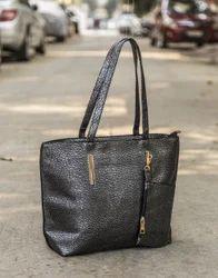 Multi Texture Tote Bags
