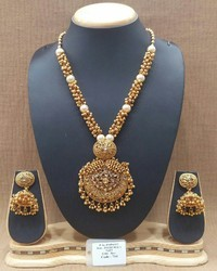 Antique Designer Mala Pendant Sets
