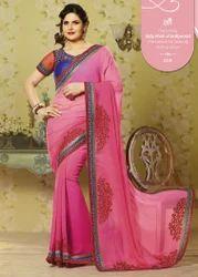 Georgette Designer Bollywood Saree