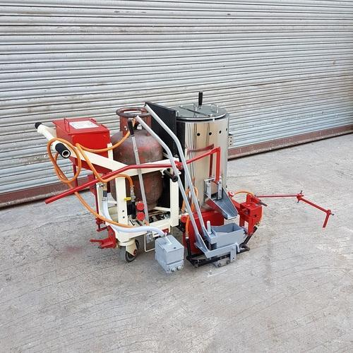 Road Marking Portable Machine