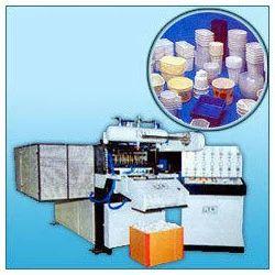 Thermocole Glass Dona Plate Thali Making Machines